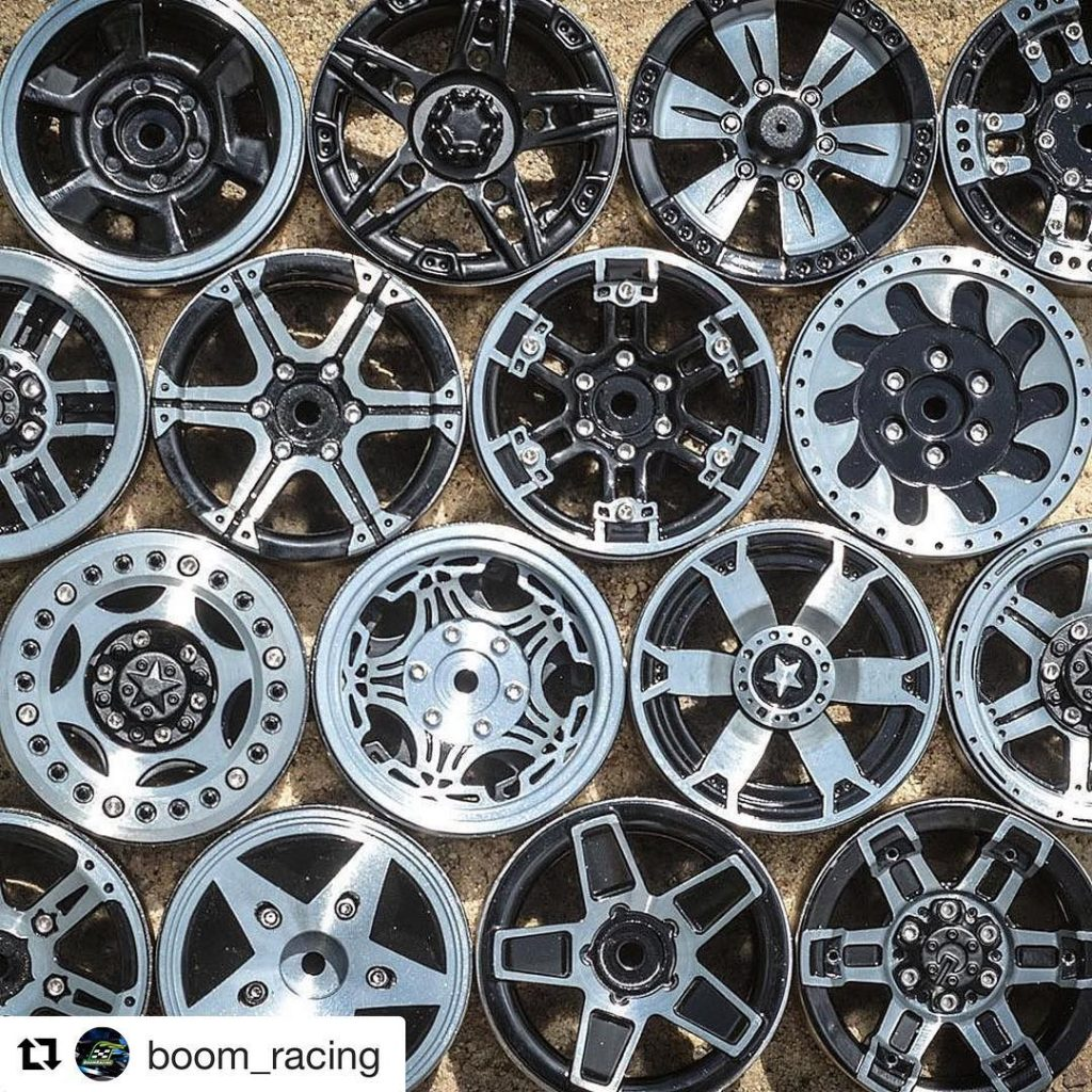 Repost boomracing 19 and 22 high mass beadlock wheels anyone?hellip