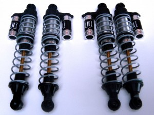 Axial Icon Shocks