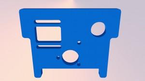 Motor / Transmission Plate