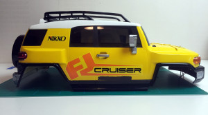 Nikko FJ Cruiser