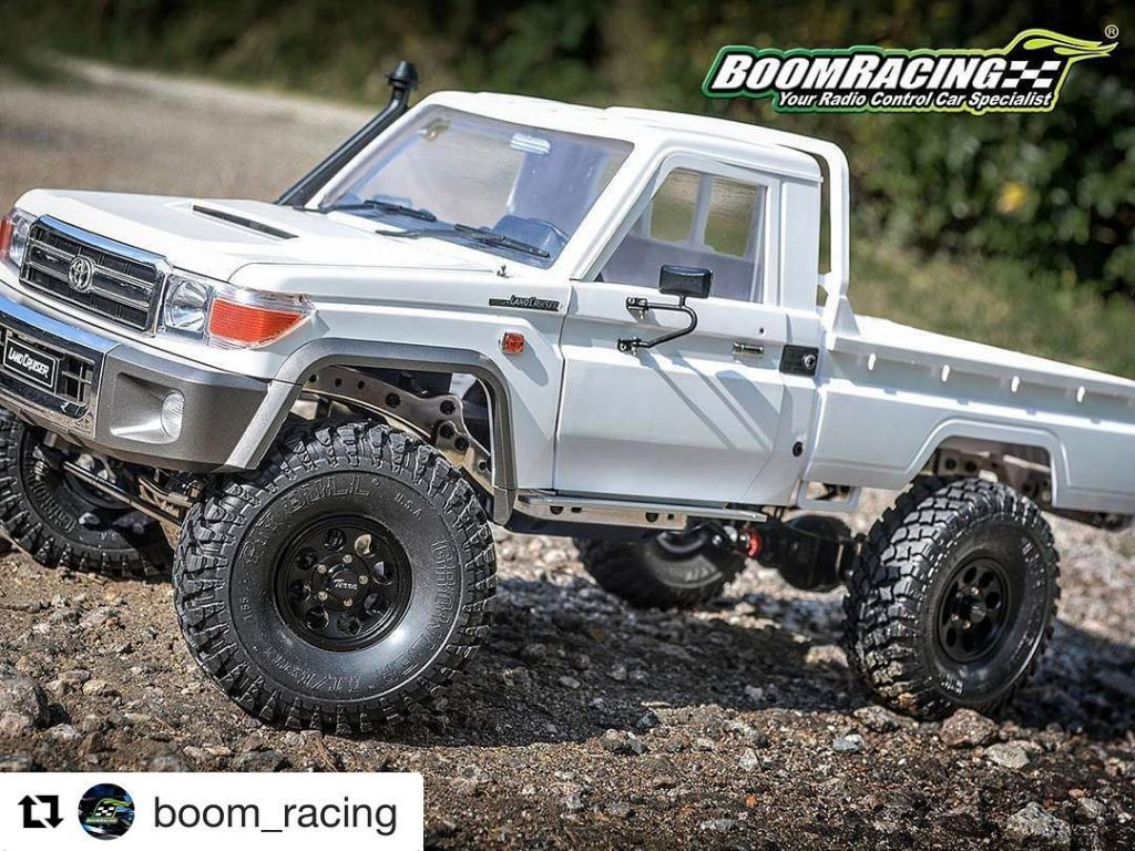 Repost boomracing New Release 155 Terra Classic 8Hole Aluminum Beadlockhellip