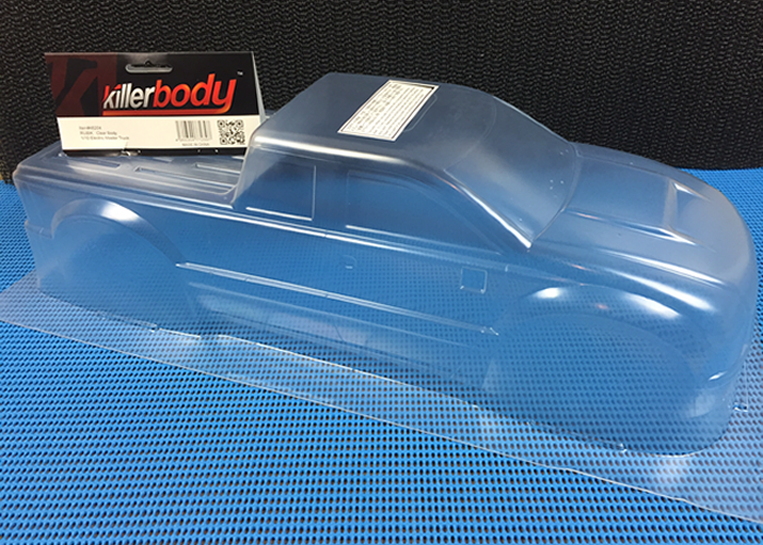 Project Stomper Body Clear