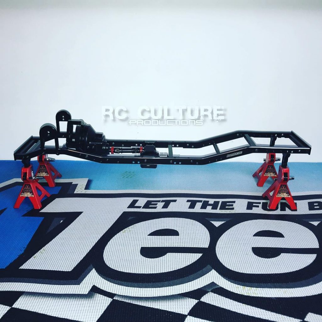 Next project in the works based on the Boom Racinghellip