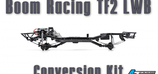 Boom Racing TF2 LWB Conversion Kit