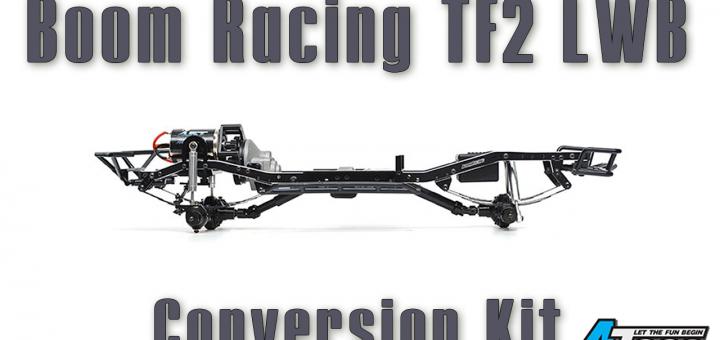 Boom Racing TF2 LWB Conversion Kit