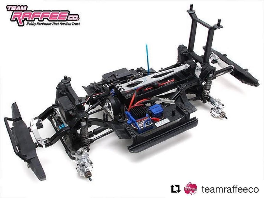 Repost teamraffeeco New Release Aluminun upgrades for the Traxxas TRX4hellip